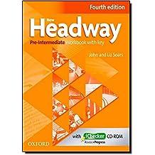 New Headway Pre-intermediate Workbook with key (1Cédérom)