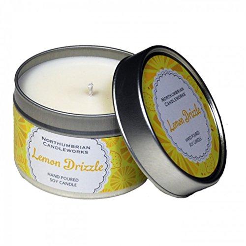 'Northumbrian Candleworks limoni-Raspa-Candela profumata