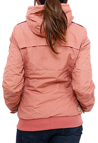 Ragwear Ewok Minidots Jacket Light Blue Rot