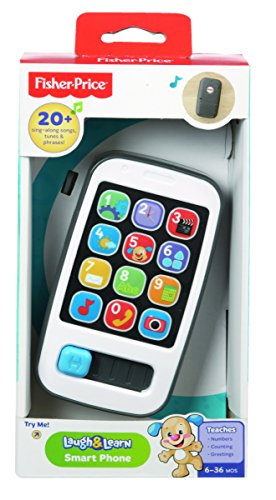 Image of Fisher-Price Laugh and Learn Smart Phone