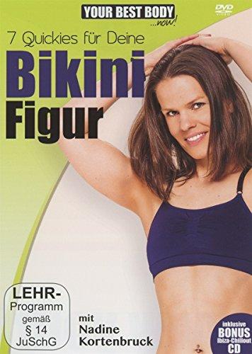 Your Best Body - 7 Quickies für Deine Bikini Figur  (DVD+CD)