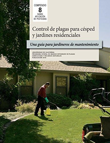Descargar Libro Control de Plagas Para Cesped y Jardines Residenciales de Susan Cohen