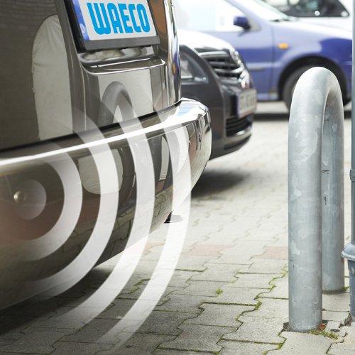 WAECO MagicWatch Einparkhilfe für Pkw hinten MWE 820 / MWE-820 -- Nachfolgemodell von MWE 810 / MWE-810!