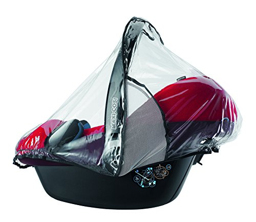 Maxi-Cosi Raincover for Baby Car Seat, Transparent