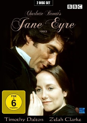 Charlotte Bronte's Jane Eyre (1983) - (2 Disc Set) (Klassische Filme Dvd Box)