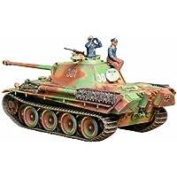 Tamiya 35176 - Maqueta Para Montar, Tanque Panther G Última Versión Escala 1/35