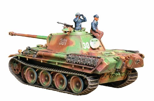 Tamiya 300035176 - modellino carro armato 171 della seconda guerra mondiale realizzato in scala 1:35