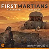 Image for board game Portal Games POG088 First Martians: Adventures on The Red Planet, Mixed Colours