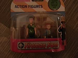 Fireman Sam 2 Action Figure Pack - Dilys & Norman
