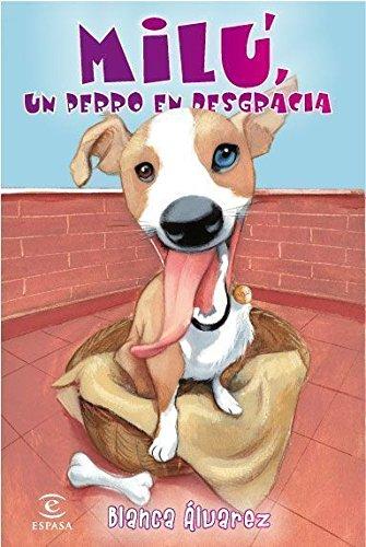 Milú, un perro en desgracia por Blanca Álvarez