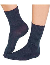 Hudson Socken 2er, Groesse 39-42, 2x marine
