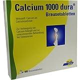 CALCIUM 1000 dura Brausetabl 100 St Brausetabletten