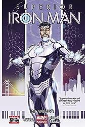 Superior Iron Man Vol. 1: Infamous by Marvel Comics (2016-01-19)