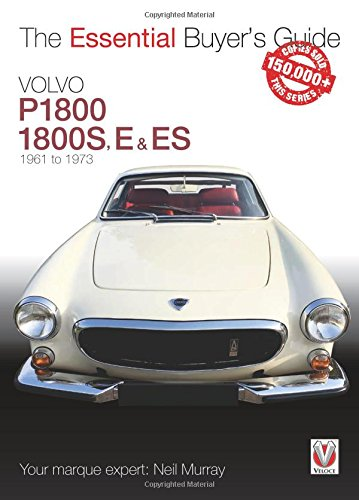 Volvo cars the best amazon price in savemoney volvo p18001800s e es 1961 to 1973 essential buyers guide fandeluxe Gallery