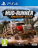 Spintires: Mudrunner American Wilds Edition - Playstation 4