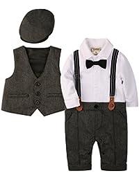 neue Liste Vorschau von überlegene Materialien Taufbekleidung - Jungen (0 -24 Monate): Bekleidung : Amazon.de