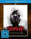 Berserk - Das goldene Zeitalter 3 [Blu-ray] [Limited Deluxe Collector's Edition] [Limited Deluxe Edition]