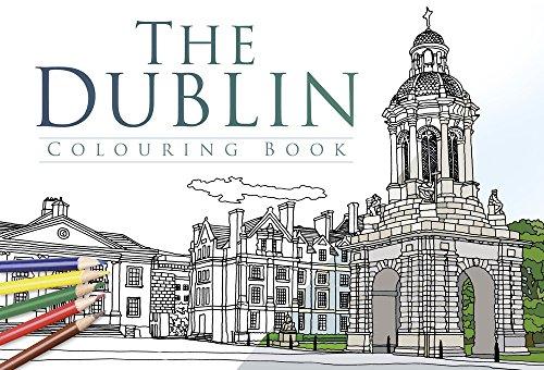 The Dublin Colouring Book por The History Press