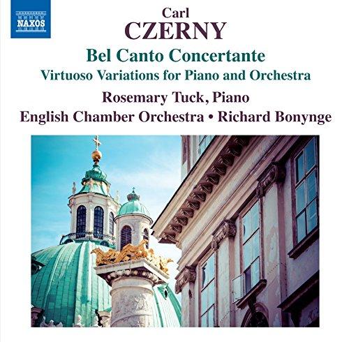 Bel Canto Concertante: Var.F.Klavier & Orch. - Czerny Sinfonie