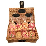 Gluten Free Sweet Hamper Gift Basket - Perfect Xmas Confectionery Present Him or Her, Husband or Wife, Boyfriend or Girlfriend, Son or Daughter