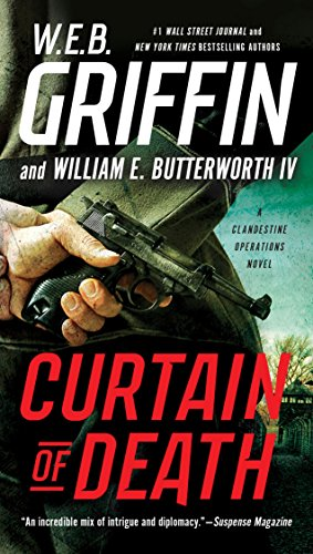 Curtain of Death (A Clandestine Operations Novel Book 3) (English Edition) (Ebooks Griffin Web)