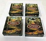 SAC Incienso Mirra - 4 Cajas x 10 Conos -