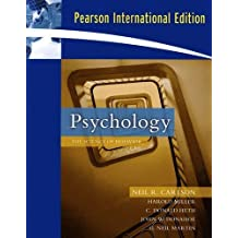 Psychology: The Science of Behavior by Neil R. Carlson (2009-02-01)