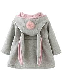 70b265f29 Amazon.co.uk  Under £25 - Coats   Jackets   Baby Girls 0-24m  Clothing