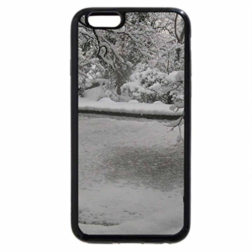 iPhone 6S / iPhone 6 Case (Black) Heart $haped