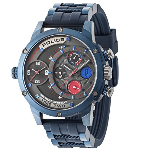 Police Herren-Armbanduhr 14536JSBL/SM