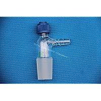 Adaptador Termómetro con manguera de 10mm, 24/29conjunta (Química instrumento) (Lab cristal y # xFF09;