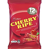Cadbury Cherry Ripe Multi-Pack 180g - 12 delicious pieces