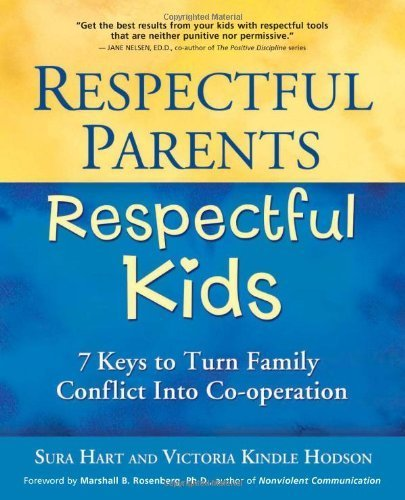 Respectful Parents, Respectful Kids: 7 Keys to Turn Family Conflict into Cooperation by Hart, Sura, Kindle Hodson, Victoria (2006) Paperback