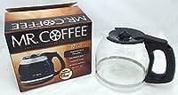 Mr. Coffee Genuine Replacement Coffeemaker/Urn 10-12 Cup Carafe, Black, # PLD12-1