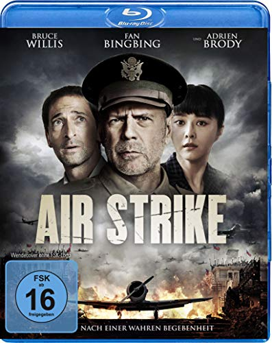 Air Strike [Blu-ray] (Blu-ray Air)