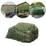 Filet de camouflage Oxford Tissu Filet de camouflage Filet de jungle Filets de camping Chasse à la chasse Maisons dans les arbres Décoration intérieure Ombre Protection solaire Filet - Couvert de voit
