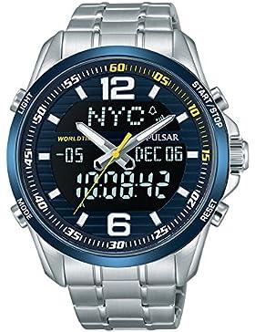 Pulsar Herren-Armbanduhr PZ4003X1