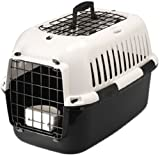 Europet Bernina 661-174494 Transportbox TFD (XL) 57 x 38 x 38 cm, charcoal