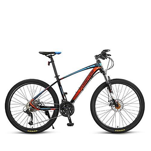 AI CHEN Mountainbike Fahrrad Geschwindigkeit Herren Erwachsene Offroad Racing Doppel Shock Scheibenbremsen Aluminiumlegierung Erwachsene 26 Zoll