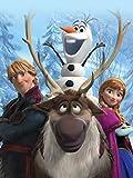 Best Mattel Ropa de cama - Disney congelado en el frío polar manta de Review