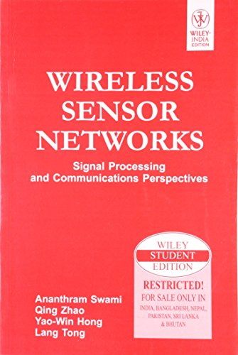 Wireless Sensor Networks - Signal Processing and Communications Perspectives
