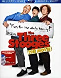 Three Stooges [Blu-ray] [Import anglais]