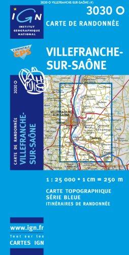 Villefranche-sur-Saone: IGN3030O par IGN