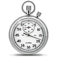 Agat Adding Stopwatch 1/5sec.–Russian Mechanical Stopwatch, White