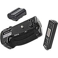 'Battery grip LCD Timer per Nikon D750+ 1x batteria supplementare come la EN-EL15