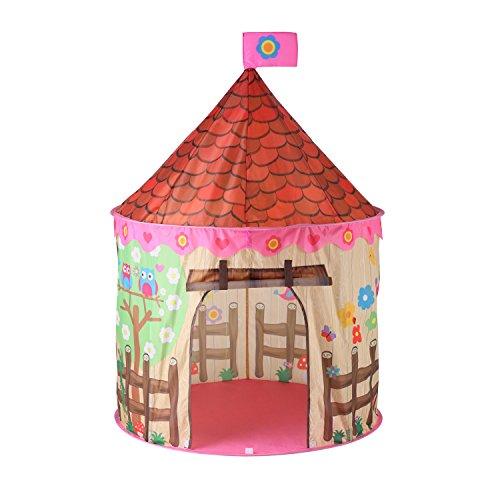 FLOWood Play Tent for Kids Princ...