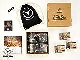 Moesta-BBQ Grill-Geschenkbox - Thema: BurgerBox