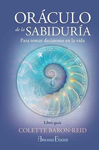 Oráculo de la sabiduría. Para tomar decisiones en la vida. Libro y 52 cartas adivinatorias por Colette Baron-Reid