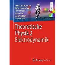 Theoretische Physik 2   Elektrodynamik
