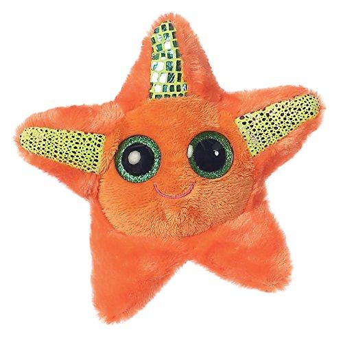 Aurora World 60516 - Estrella de Felpa Naranja, 20,3 cm
